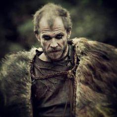 """Gustaf Skarsgard as Floki in """"Vikings"""""""
