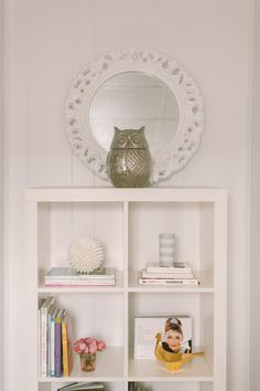 All white home #office | Photography: http://rutheileenphotography.com