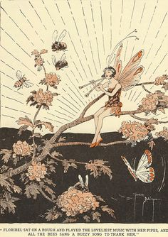 Fairy & the Bees