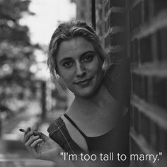 Frances, Frances Ha #Quotes