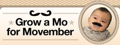 Send us a photo of you, your mo and your Pacsafe bag to raise awareness for Men's health!