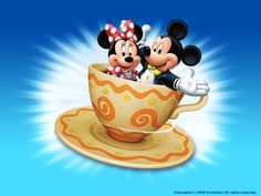 mickey minnie pictures | Disney Mickey and Minnie Wallpaper
