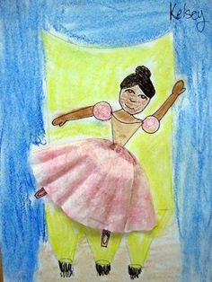 """From exhibit """"Dancing with Degas""""  by Kelsey3297"""