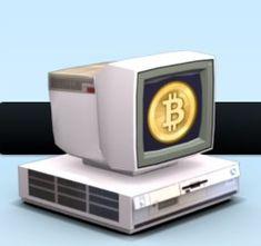#Bitcoin Monitor