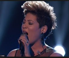 tessanne chin hair more chin overcoming tessanne chin hair 2