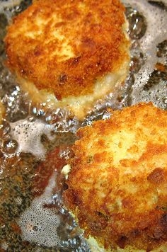Home made Fish Cakes