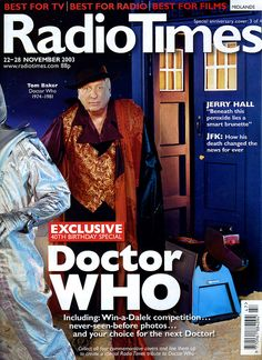 Radio Times Cover 2003-11-22c by combomphotos, via Flickr