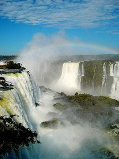 Beautiful photos of Iguazu Waterfalls {Part 2}