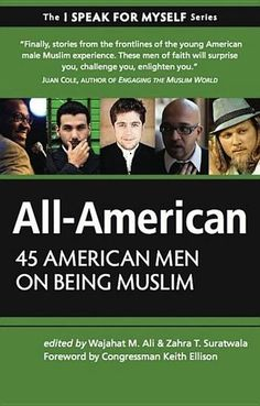 All-American: 45 American Men on Being Muslim edited by Wajahat M. Ali and Zahra T. Suratwala #LibraryJournal (Bilbary Town Library: Good for Readers, Good for Libraries)