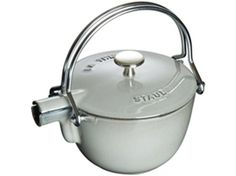 Staub kettle teapot