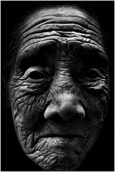 The Face of Age - Portraits By Mark Story. S)