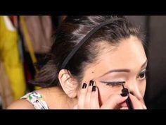 Pin-up Makeup :)
