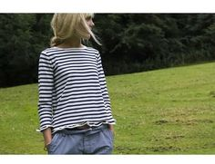 the perfect striped shirt