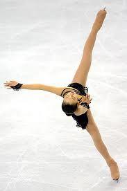 figure skating spirals