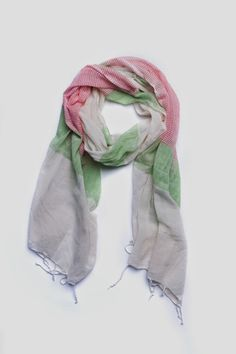 livefashionABLE scarf. So pretty.