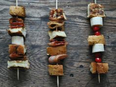 French Toast Kabobs!!