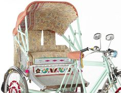 limited edition rickshaw from anthropologie via stripe & field