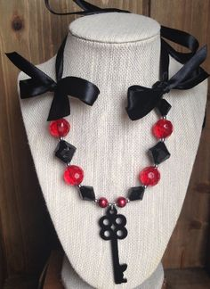 Key to your Heart by BecksCustomCreations on Etsy, $12.00
