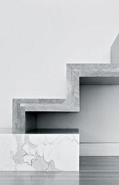 Moroso | El Camino Residence (stair detail), 2012 | San Francisco