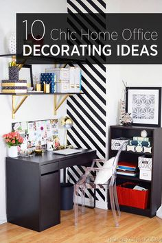 Get inspired to have a stylish desk: