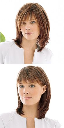 Hair cut - similar to what I have now. think I may go longer
