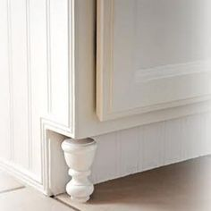 How to Make Your Own Cabinet Feet