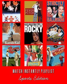 9 Sports Films Available on Netflix Watch Instantly