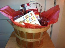 Is your sweetie dreaming of spring and a flock of backyard chickens?  This fabulous Chick Starter Gift Basket from Egg|Plant Urban Farm Supply includes everything you need to get started, including a gift certificate for three day-old baby chicks from Egg|Plant, redeemable in spring 2013 for $58.00  Egg|Plant Urban Farm Supply, 1771 Selby Ave, St. Paul. www.eggplantsupply.com