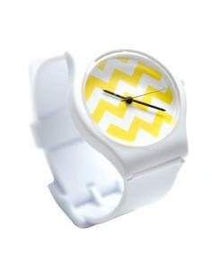 sunny chevron watch