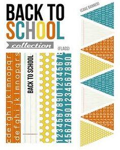 Back to school printable: FREE!