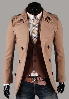 Love the Pea Coat
