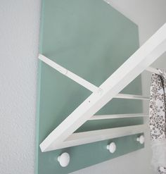 Make a drying rack