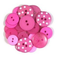 DoodleBug Buttons Bubblegum-doodlebug designs, bubblegum, buttons, embellishments, DB 451