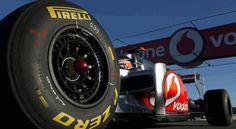 Jenson Button - McLaren - 2012