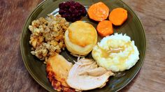 How to Cook a Turkey Breast in the Crock Pot: If you have a small family for Thanksgiving Day or just love turkey, this recipe is very easy and makes the moistest turkey ever. This recipe will also work with a chicken as long as it fits in the crock pot.