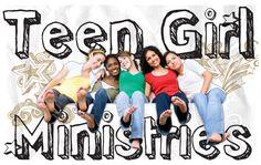 Teen Girl Ministries website.