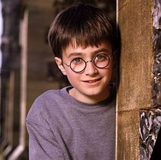 harry potter as 11!