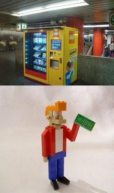 Vending Machine WIN