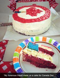 cake trolling hehe