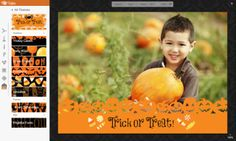 PicMonkey photo editing is FREE - and it just added some great Halloween themes.