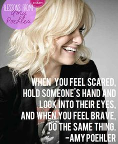 """13 Incredibly Awesome Amy Poehler Quotes. They missed one of my favorites though, which was Amy's response to people who say they don't consider themselves feminists: """"I don't get it. That's like someone being like, 'I don't really believe in cars, but I drive one every day and I love that it gets me places and makes life so much easier and faster and I don't know what I would do without it.'"""""""