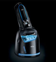 This cleaner does what it is advertised to do. The shaver is clean and smells nice the next morning. You can use water instead, but this is much simpler to use. $13.99
