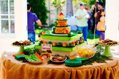 Dinosaur Themed 3rd Birthday Party with Lots of Really Great Ideas via Kara's Party Ideas | KarasPartyIdeas.com #DinosaurParty #PartyIdeas #...