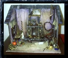 Miniature Haunted House On Pinterest 97 Pins