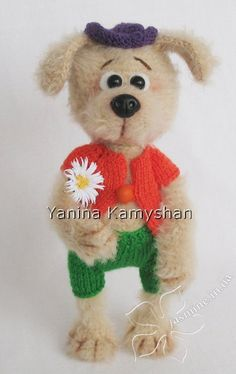 Watchdog+Sharik+by+jasminetoys+on+Etsy,+€65.00