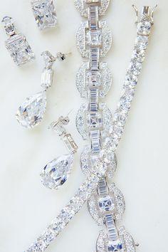 diamond baubles from Cartier and Van Cleef & Arpels