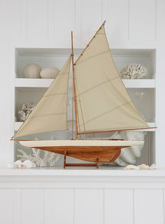 seaside decor, design bedroom, office designs, sailboats, sailing ships, beach houses, sail boats, family rooms, beach inspired