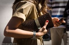 Viviana Volpicella, assistant fashion editor Vogue Nippon