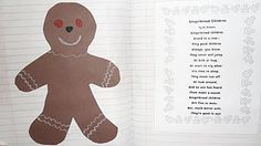 Gingerbread Children and other winter poems