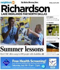 07/13 Richardson/Lake Highlands/Far North Dallas